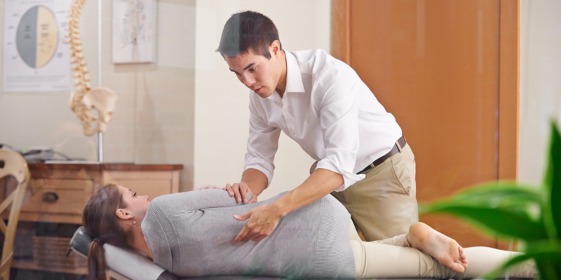 Many chiropractic adjustments are reported to be pain-free